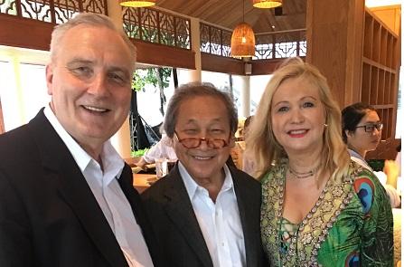 Famed hotelier Adrian Zecha launches Azerai Can Tho Hưng Phú, Cái Răng, Cần Thơ, Vietnam
